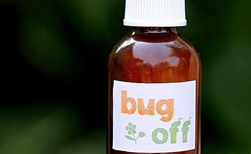 All Natural Bug Spray Recipe Ingredients •4 drops citronella essential oil •4