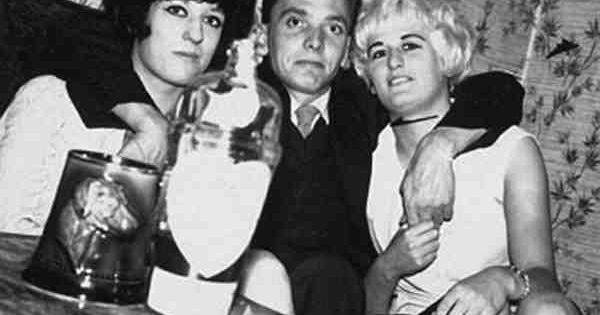 Dodd Mitchell Darin Death 1963: From Left To Right ; Maureen Smith (sister Of Myra Hindley