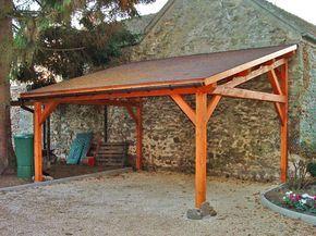 Carport Une Pente Backyard Patio Designs Carport Designs Patio Design