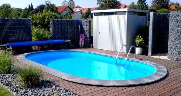 Der eigene pool im garten sorgt auch zu hause f r das for Garten pool wasserpflege