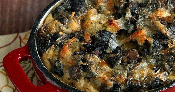 Portobello & Parmesan STOVE TOP Stuffing Strata — Layer ...
