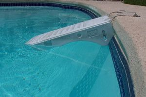 Easy Walk Out Of The Pool Or Boot For Dogs Piscinas Para Perros