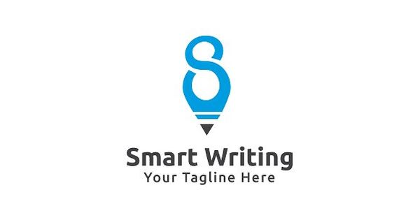 Smart Writing Logo Template – infinity