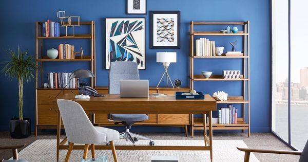 west elm workspace office furniture design furniture and rug over carpet. Black Bedroom Furniture Sets. Home Design Ideas