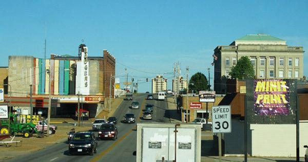 Poplar Bluff Mo Missouri