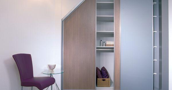 Schuifdeurkast voor in uw gang of slaapkamer volledig op maat gemaakt for Schilderen voor gang d