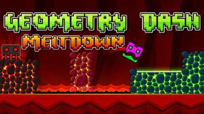 Free Game App Download Geometry Dash Meltdown Geometry Dash Lite Game App Free Games