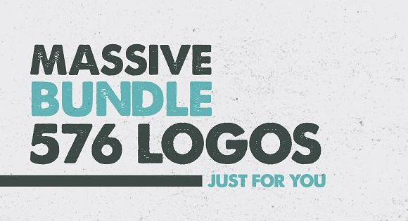 MASSIVE BUNDLE 576 Vintage Logos and badges – for bakery, cakes and business