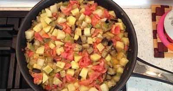 Badimcan Cigirtmasi Resepti Foto Resept Recipes