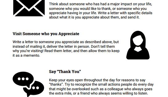 ... Preview | Therapy Worksheets | Pinterest | Exercise and Gratitude