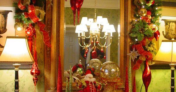 Christmas decorating merchandising ideas http www - Ideas adornos navidenos ...
