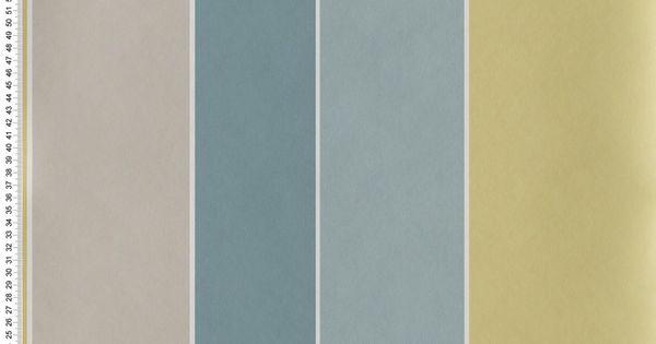 rayures larges irr guli res bleu jaune et gris papier. Black Bedroom Furniture Sets. Home Design Ideas