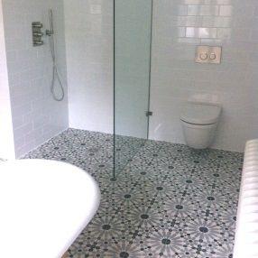 Encaustic Tiles Moroccan Tiles Uk Customer Reviews Tile Bathroom Wet Rooms Wet Room Tiles