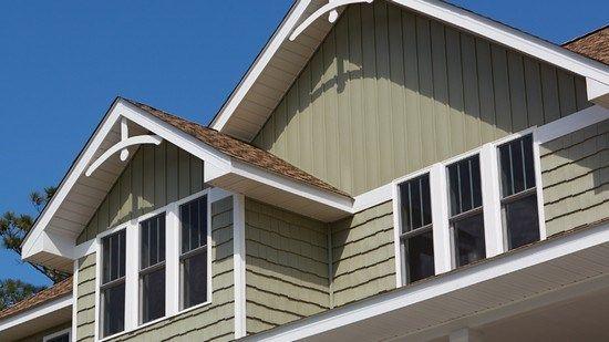 Board Batten And Cedar Impressions Shingle Siding House Vinyl Shingle Siding Vinyl Siding