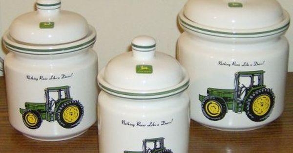 John Deere Kitchen Decor Junque Ez Thrift Amp Consignment
