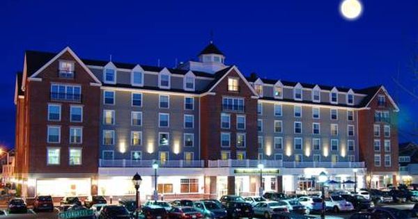 Salem Waterfront Hotel Suites Salem Massachusetts Boasting An On Site Restaurant And Lounge A Fitness Centre And A Heated Indoor Salem Massachusetts Hotels