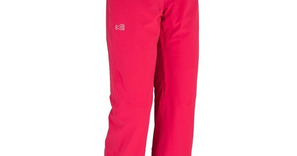 Millet Womens Y Form Pant Rouge Carmin Ski Pants Fashion Pants