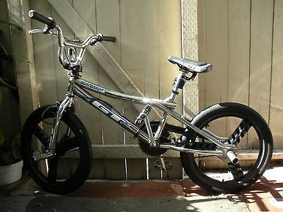 GT BMX Bike BICYCLE GLOSSY STICKER DECAL Cycling 1980's?