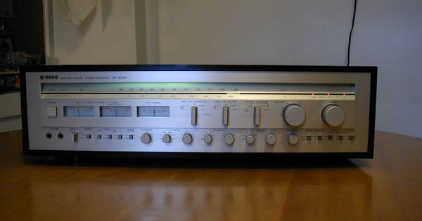 Yamaha Cr 2040 Stereo Receiver Other Vintage Amp Newer