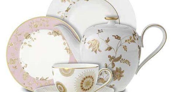 Villeroy boch golden garden collection pinterest - Vajillas villeroy boch ...