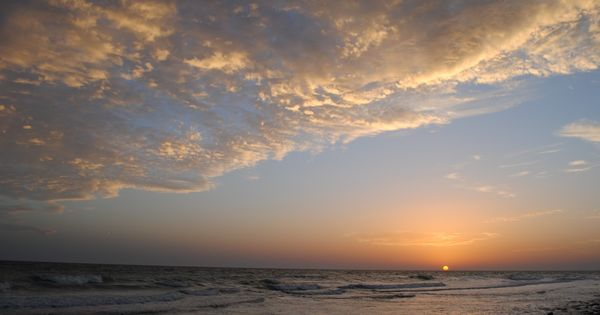 الصورة عالية الدقة المجانية لغروب الشمس والشمس والبحر والسحب الصيف السماء الأفق السحابة المحيط شروق الشمس الشفق الموجة الشا Photo Outdoor Celestial