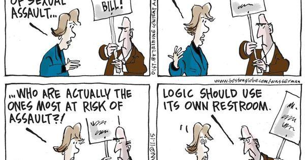 Editorial Cartoon Transgender Rights Transgender Political Cartoons And Cartoon