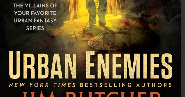 Image result for urban enemies anthology