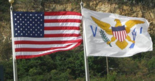 Usvi Flag I Miss Home Alot Flag Caribbean Culture Usa Flag