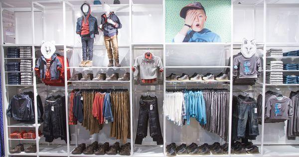 kiabi kids merchandising design store merchandising design store kids visual displays. Black Bedroom Furniture Sets. Home Design Ideas