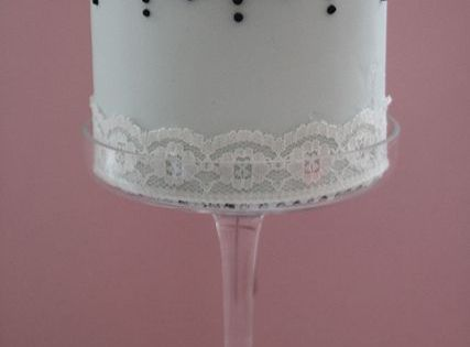 Black pearls, Yummy cakes and Cakes on Pinterest