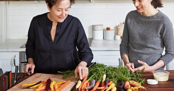 Alice Waters' Colorful Carrots with Butter and Honey | Alice Waters ...