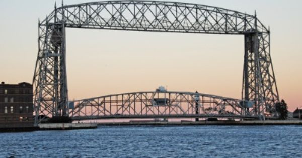 Aerial Lift Bridge Duluth Mn Aerial Lift Wonders Of The World Favorite Places