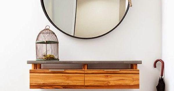 Espejos redondos en el feng shui mi casa es feng casa for Espejos feng shui decoracion