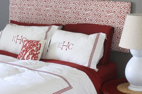 Beachy Bedroom Makeover - for under 100 dollars/ guest bedroom idea