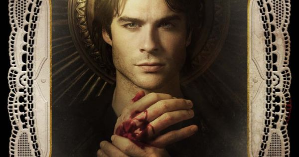 Damon Salvatore TVD The Vampire Diaries Season 4 Promo Shoot