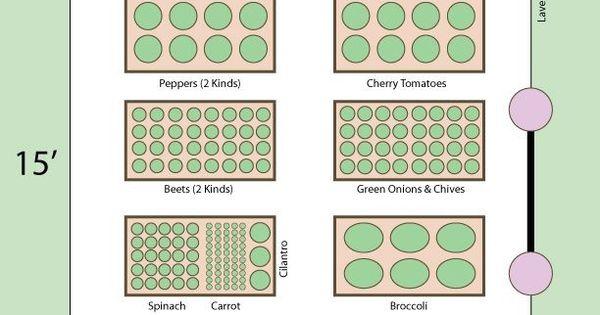 Vegetable Garden Plan Its A Green Life Veggie Garden