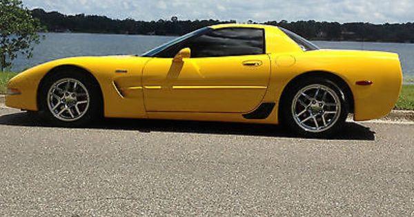 2004 millenium yellow corvette z06 629 units little red corvette pinterest yellow. Black Bedroom Furniture Sets. Home Design Ideas