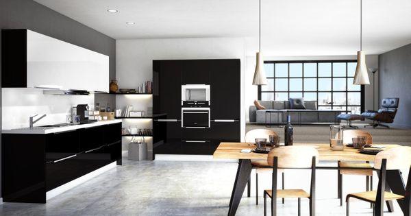 Moderne Keukens Ixina : IXINA cuisine / IXINA keuken IXINA Keukens ...