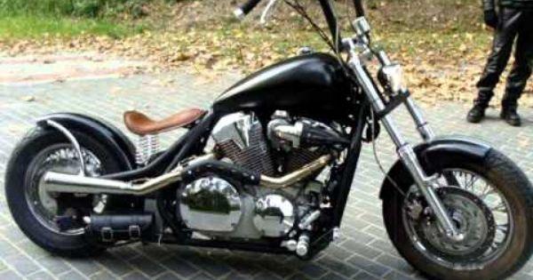 Vtx 1300 Bobber Google Search Motocikl