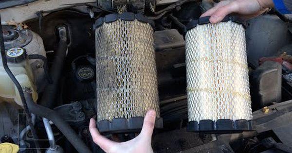 How To Ford Escape Mercury Mariner Mazda Tribute V6 Engine Air Filt Ford Escape Engine Air Filter Mazda