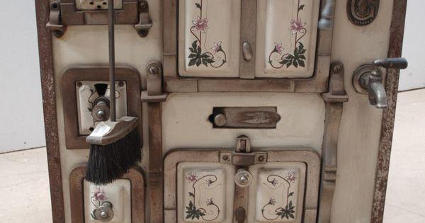 cuisini re en fonte godin po les et cuisini res anciens pinterest cuisini re fonte. Black Bedroom Furniture Sets. Home Design Ideas