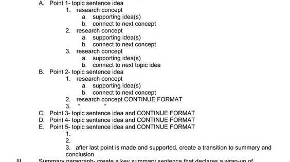 How to Write a Research Paper (with Sample Research Papers)