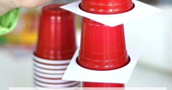 Dr Seuss STEM Challenge Stacking Cups Tower Cats Hat | Dr ...