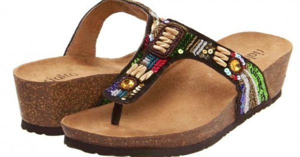 Rialto Beaded Sandals | Rialto Blushing Bright Multi