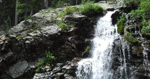 Mountain waterfalls. Near Taos. | New Mexico | Pinterest |Waterfalls Near Taos New Mexico