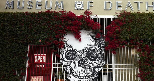 The Museum of Death, Los Angeles, California | The 14 Absolute Creepiest