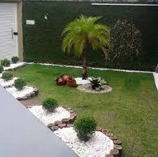 Resultado De Imagen Para Jardines Modernos Con Palmas Jardines Modernos Diseno De Jardin Jardines