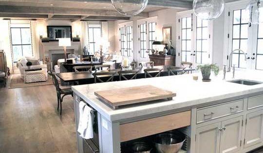 Design Process Floor Plan Wills Casa Open Kitchen And Living Room Home Kitchens Kitchen Layout