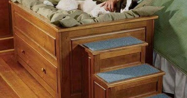 hundebett s idee good idea do it yourself pinterest hundebett hunde und haustiere. Black Bedroom Furniture Sets. Home Design Ideas