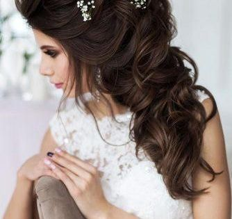 The World S Largest Database For Curly Wedding Hair